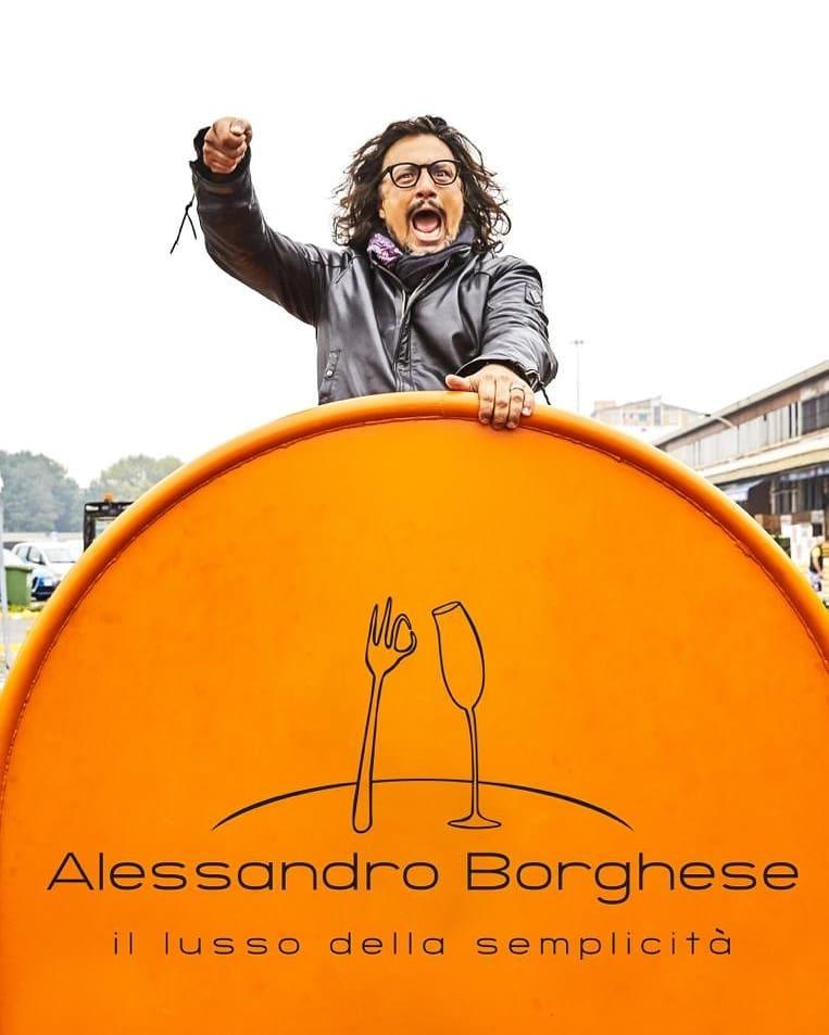 Capodanno 2020 Alessandro Borghese