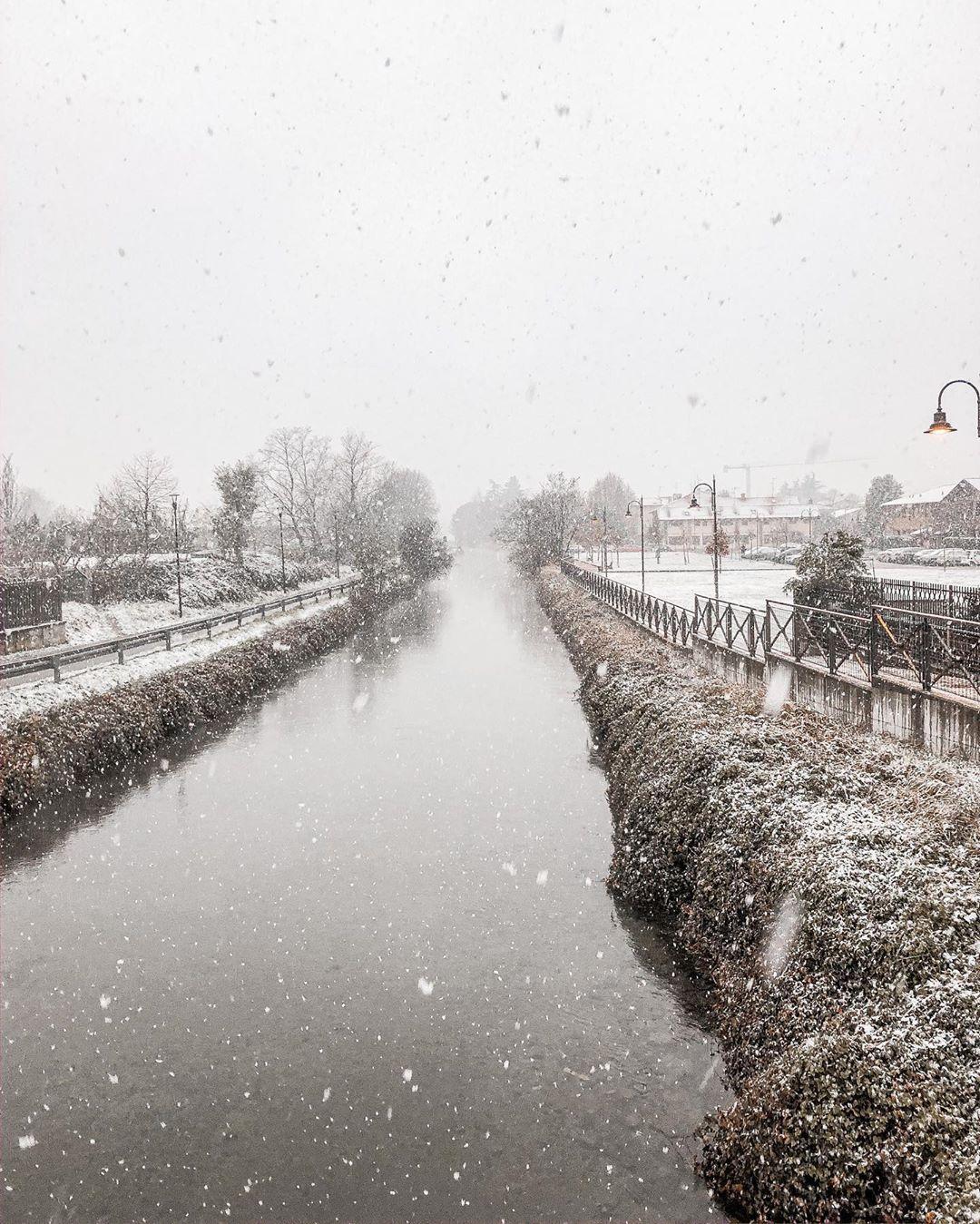 Neve Milano