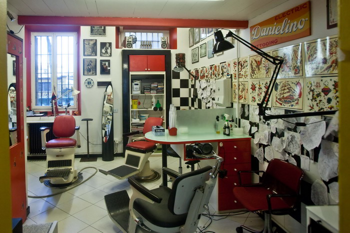 the tattoo shop 2